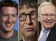 Mark Zuckerberg, Bill Gates