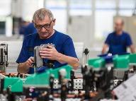 Zamestnanci spoločnosti Volkswagen Slovakia