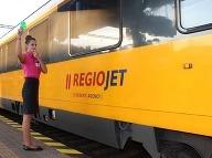 Poďte pracovať pre RegioJet: