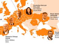 Mapa najbohatších: Pozrite si