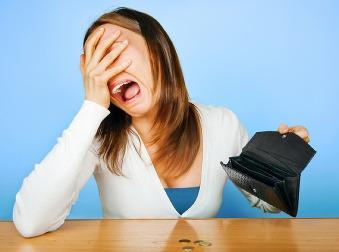 5 najhorších rozhodnutí, ktoré môžete urobiť, pokiaľ ide o vaše peniaze
