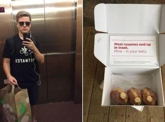 Mladík poslal firmám životopis, ktorý sa dal zjesť: Toto personalistom otvorilo ústa