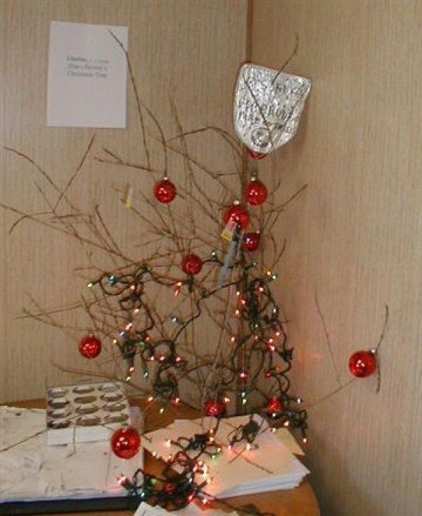Najhoršia vianočná výzdoba vo