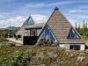 Bývanie v islandskej pyramíde