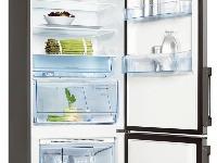 Kombinovaná chladnička smrazničkou Electrolux