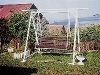 Záhradná hojdačka