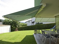 Výsuvné terasové markízy Topline