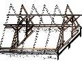 Krov s dvojitou stojatou