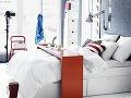 Rám postele Brimnes súložným