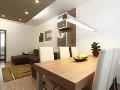 Nábytok v obývačke a