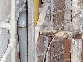 Kovové potrubie je často