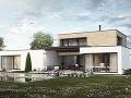 Projekt rodinného domu NED
