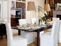 Jedálenský stôl Bjursta. Prídavná