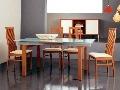 Jedálenský rozkladací stôl Versus