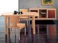 Jedálenský rozkladací stôl Lotus