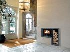 Oheň, drevo azaujímavý dizajn