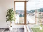 Vdrevostavbe vLevíne použili okná