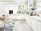 Kuchyňa Selma smatnými bielymi