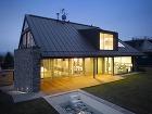 Moderný rodinný dom so