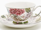 Porcelánová šálka na čaj