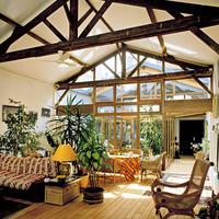 Neklasické šikmé strechy