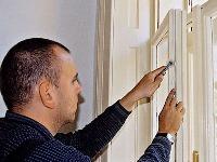 Ako utesniť okná a