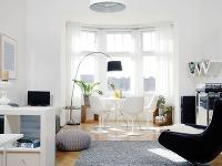 Starosvetský byt v Prahe s pôvodnými prvkami a príťažlivosťou škandinávskeho dizajnu