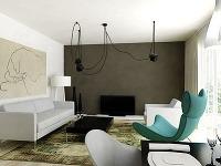 Ako si poradiť s vizuálnym prepojením kuchyne a obývacej izby
