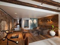 Ako sa dá z kancelárií vytvoriť pozoruhodné bývanie s industriálnou atmosférou