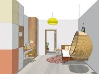 Škola dizajnu 11. časť - Detská izba