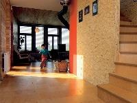 Drevené interiérové obklady