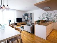 Príjemný priestranný  byt pre mladú trojčlennú rodinu v Bratislave