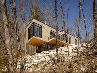 Dom, ktorý vás presvedčí, že minimalizmus môže byť aj harmonický, nielen chladný