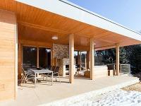 Súťaž Interiér roku: Jednoduchý domček za mestom ideálny na rekreáciu