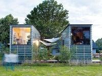 Víťazná stavba Českej ceny za architektúru 2016 prezentuje iný pohľad na bývanie