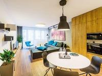 Dva byty v centre Bratislavy, dve rôzne dispozície a dva odlišné prístupy k zariadeniu