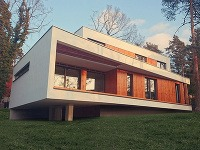 Nízkoenergetický ekologický dom v Záhorskej Bystrici získal 3. miesto v súťaži Drevostavba roka 2016