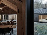 Poľovnícka chata v Kuchyni