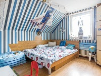 Syn Miško má izbu