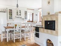 Príjemná vidiecka romantika: Kuchyňa, ktorá si vás získa!