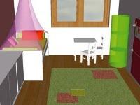Farby v dome
