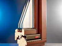 Moderné okná s izolačným