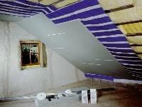 Skladba šikmej strechy