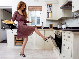 Zlozvyky v kuchyni stoja