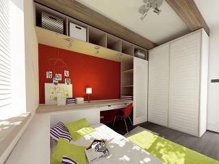 Detské izby očami mladých