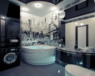 kúpeľňové inšpirácie