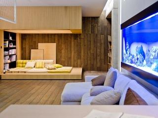 Loftový apartmán v Kyjeve