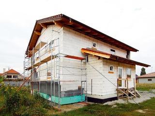 Pasívny dom s kozubom