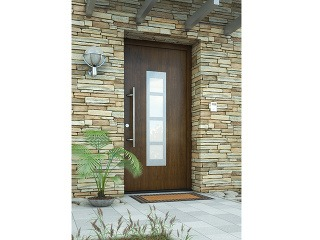 Celohladké vchodové dvere série