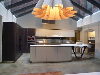 Kuchyňa Ola 20 je užikonou firmy Snaidero, ktorá sa neprerušene vyrába od roku 1990 (v spolupráci so štúdiom Pininfarina). Jej nadčasový dizajn ostáva nezmenený dodnes, kuchyňa je iba materiálovo inovovaná aprispôsobovaná súčasnosti.